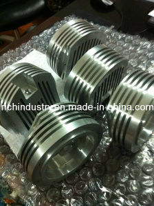 Precision Machined Product CNC Aluminum Machined Part pictures & photos
