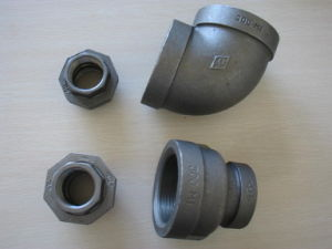 Malleable Iron Pipe Fittings pictures & photos