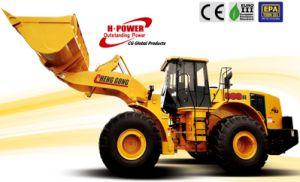 Chenggong Wheel Loader (CG990H) , 10% Energy Saving, 12% Speed up