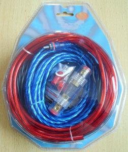 8ga Amplifier Wiring Kit (AWK-8C)