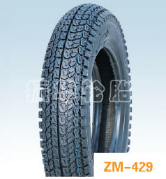 Motorcycle Tyre Zm429