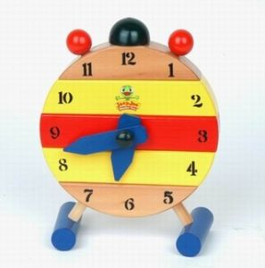 Wooden Clock (P1001)