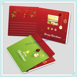 Video Greeting Card as Promotional Item