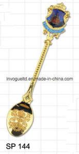 Customized Zinc Alloy Souvenir Spoon pictures & photos