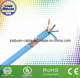 Manufacturer Network Computer Cablesftp UTP FTP Cat5e LAN Cable pictures & photos