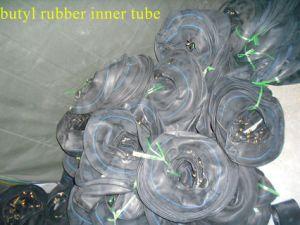 Brazil and Africa Tube, Motorcycle Butyl Rubber Inner Tube (300-17)