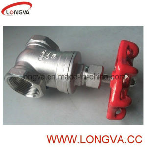 Wenzhou Manufacturer Casting Thread End Gate Valve pictures & photos