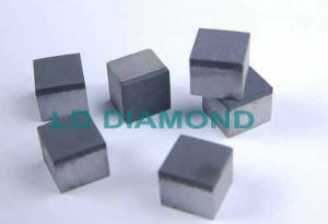 Square Diamond PCD for Cutting Marble