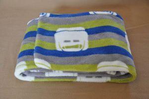 Printed Coral Fleece Blanket/ Baby Blanket (ABBT010)