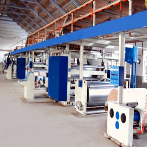 Automatic Corrugated Cardboard Making Machine pictures & photos