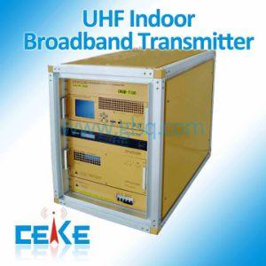 Terrestrial Digital TV UHF Indoor Wide-Band Frequency Transmitter (CKUB-T100)