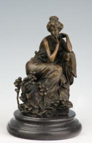 Bronze Sculpture Figure Statue (HYF-1062)