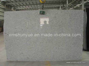 White Galaxy Granite Slabs