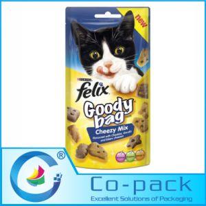 Laminated Plastic Cat Treats Food Bag pictures & photos