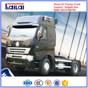 Hot Sale Sinotruk HOWO A7 4X2 Tractor Truck Zz4187n3517 pictures & photos