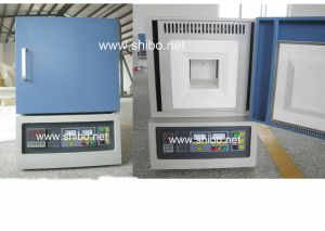 1700 Electric Box Muffle Furnace Heated by Mosi2 Heating Elements pictures & photos