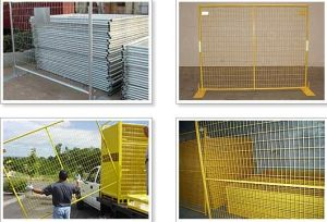 Temporary Fence Panel (HPZS-1030) pictures & photos