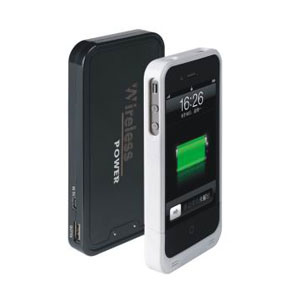 Wireless Mobile Power for iPhone4 iPhone4s (JS-WPB100)