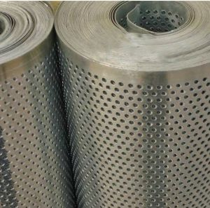 Stainless Steel Perforated Metal Mesh Coil pictures & photos