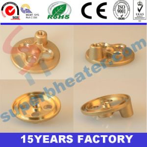 OEM High Precision Brass Round Flange for Heating Element pictures & photos