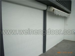 Insulated Roller Door (CINR-002)