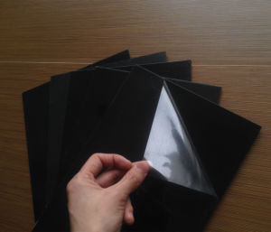 PVC Material Double Side Self Adhesive PVC Sheet for Album Making pictures & photos