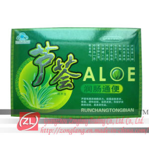 Aloe Beauty and Aperient Bowel Capsule pictures & photos