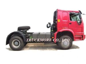 HOWO 4X4 off Road Tractor Truck (ZZ4187N3727A)