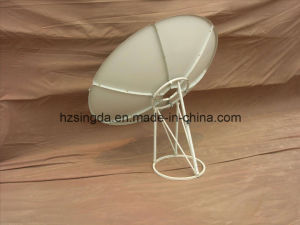 240cm C Band Satellite Dish with SGS Certification pictures & photos