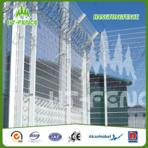 Hot Dipped Galvanized Steel Fence Panel pictures & photos