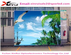 Hot Selling Outdoor P10 Full Color LED Display for Advertising pictures & photos