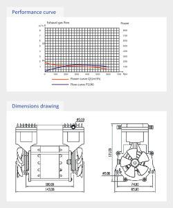 Dongguan Mechanical Equipment Oil Free Piston Compressor (HP-200C) pictures & photos