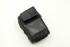 Infrared Waterproof Anti-Shocked Mini Police Body Worn Camera pictures & photos