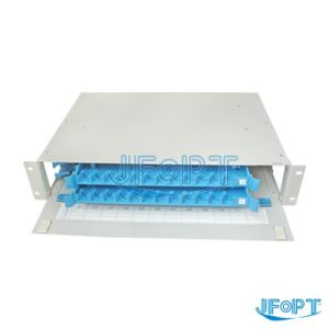 ODF Unit Patch Panel 24 Cores (JFOPP-D24)