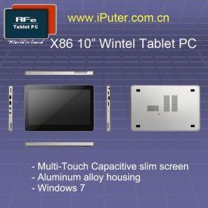 10 Inch Tablet PC Windows 7 (ET1001)