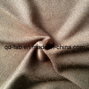 Poly Rayon Spandex Terry Fabric (QF13-0694) pictures & photos