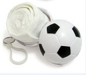Promotion Disposable Plastic Ball Raincoat