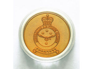 Best Selling No Coloring Gold Coin