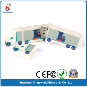 PVC Truck USB Flash Disk