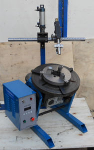 100kg Welding Positioners (BY-100) OEM Available pictures & photos