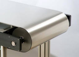 Endless Stainless Steel Conveyor Belt for Food Processing
