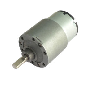China 37mm 24 volt low speed dc geared motor china for 24 volt dc motor high torque