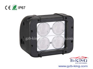 "4.6"" 9-70V 40W CREE Spot LED Work Light pictures & photos"