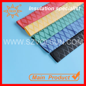 Colorful 125 Degree PE Non-Slip Heat Shrink Tube for Handle pictures & photos