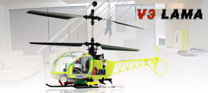 ESKY Lama V3 4CH Co-axial RC Helicopter (EK1H-E012)