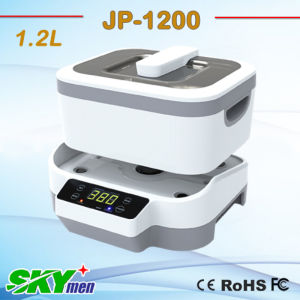 New Arrival Christmas Gift for Jewelry Shaver Cleaning Digital Touch Screen Detachable Ultrasonic Cleaner Jp-1200 pictures & photos