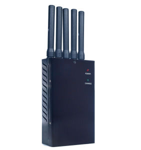 New 5 Powerful Antenna 3G 4glte Wimax Signal Jamers pictures & photos