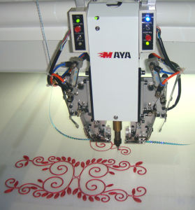 Mix Type Chenille & Sequins Embroidery Machine (612)