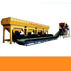 MWCB300\400\500 Module Soil-Cement Mixing Plant