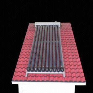 Tubular Heat Pipe Solar Water Heater (AKH)
